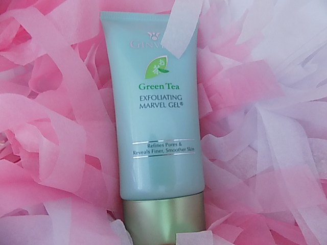Ginvera Green Tea Exfoliating Marvel Gel