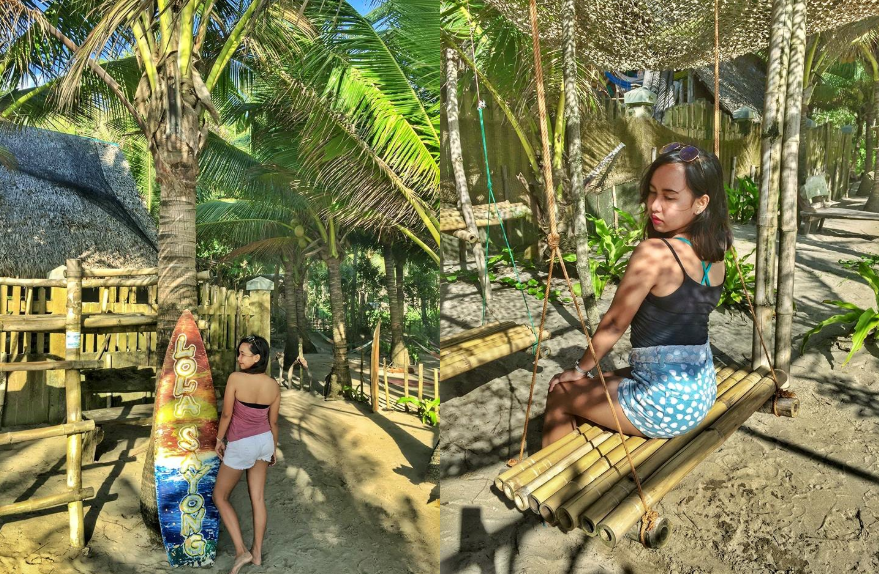 Lola Sayong Beach Camp