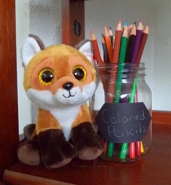DIY Jar Organizer