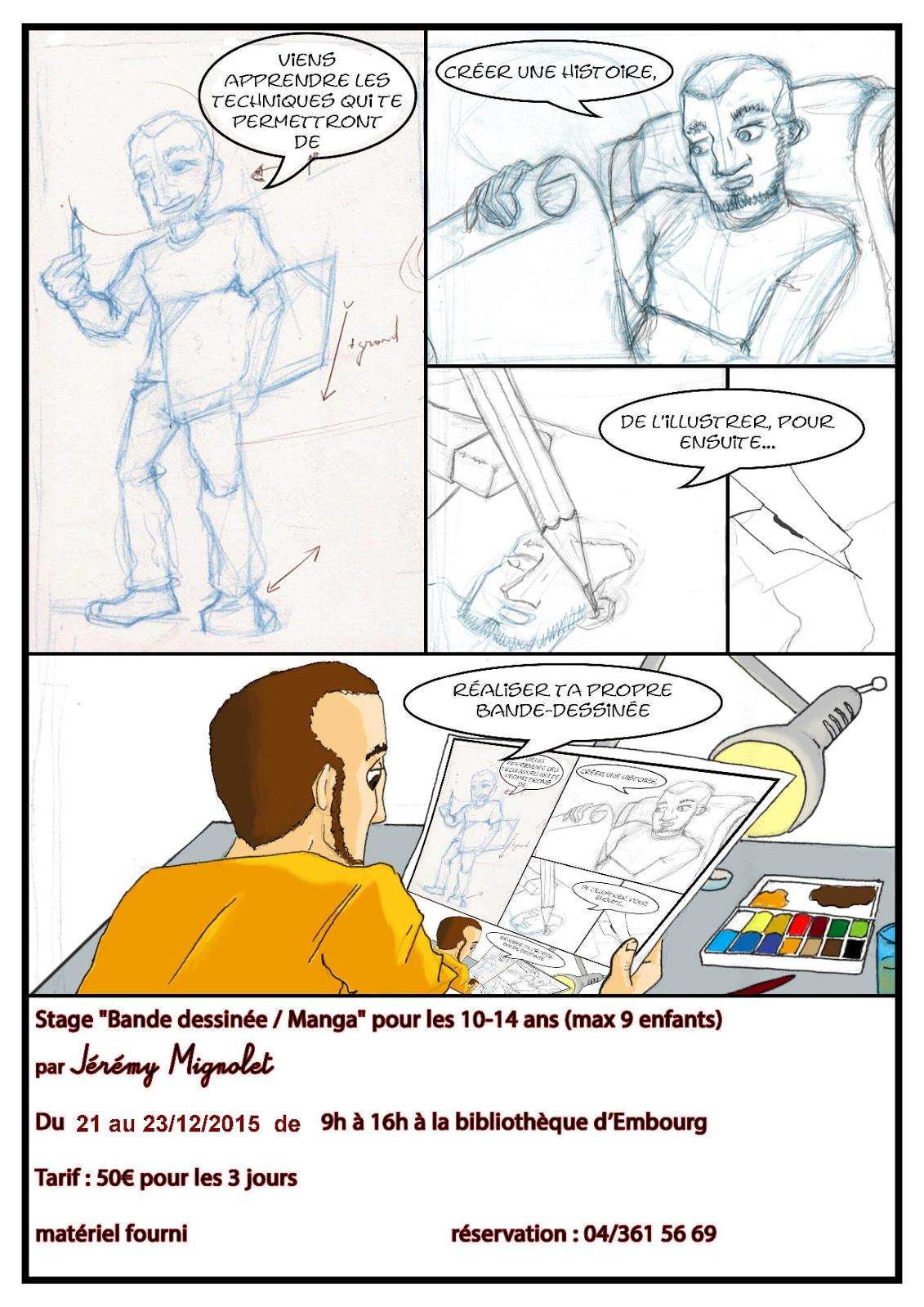 bande dessinee 14 ans