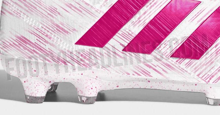 Exclusive White Pink Adidas Nemeziz 18 2019 Boots