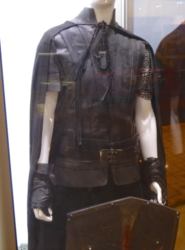 Assassins Creed soldier film costume