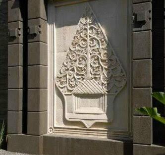 TUKANG TAMAN JAKARTA - RELIEF 3D /ORNAMEN