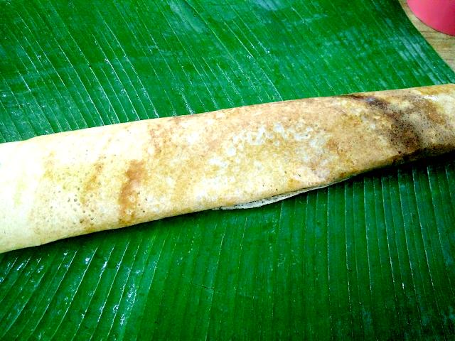 Tempat makan best di Petaling Jaya, Restoran Abirami Kelana Jaya, masala dose, thosai masala