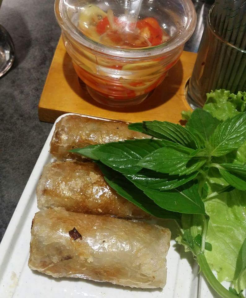 wrap roll customer service vietnam Chao do, originally called wrap & roll joint stock company, was established   vietnamese cuisine and concept together with a distinguished service manner.