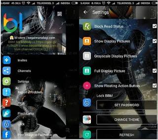 BBM Whatsapp Mod Android APK Terbaru