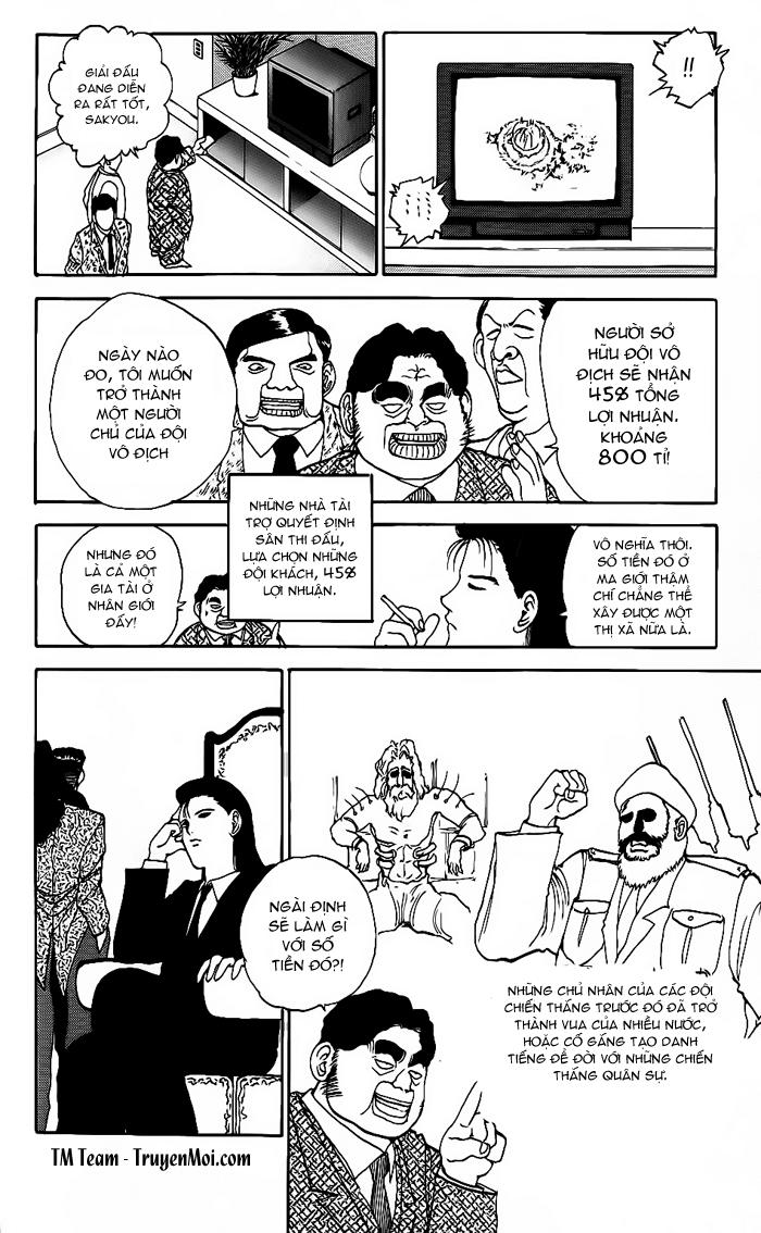 Hành trình của Uduchi chap 093: level up! trang 3