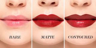 Contoh Makeup Bibir Lip Contouring Trend Kecantikan Terbaru