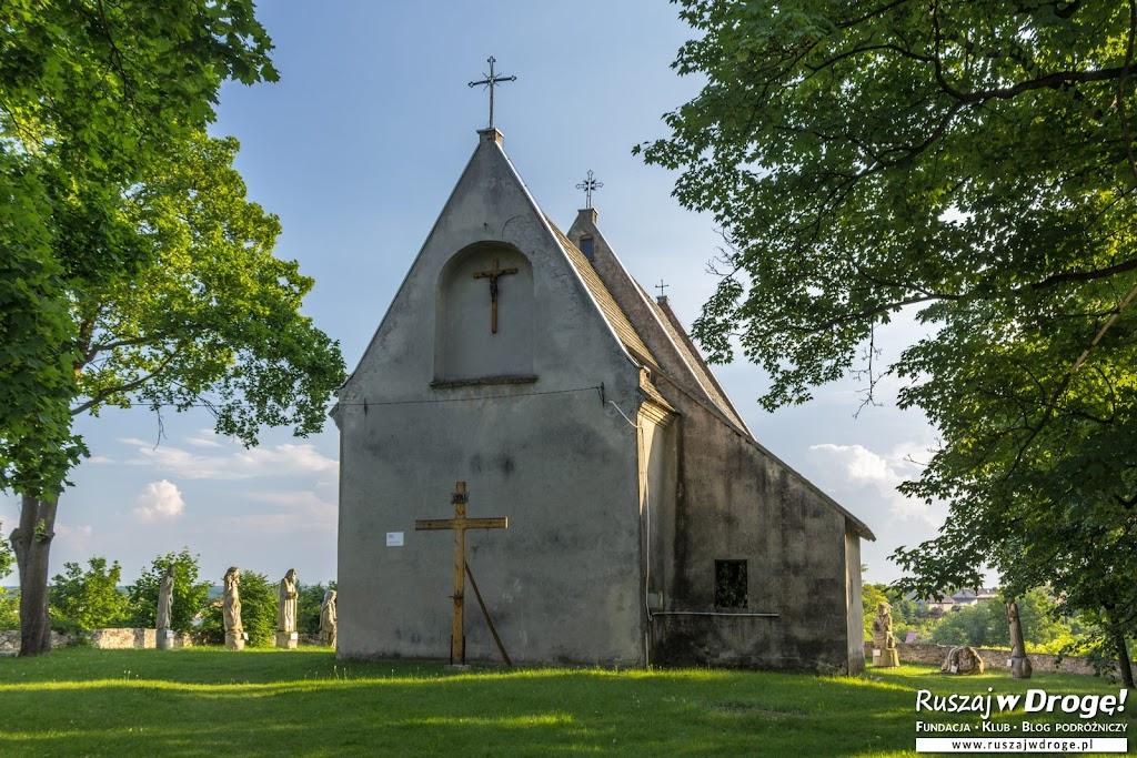 Szydłów - Kościół pw. Wszystkich Świętych