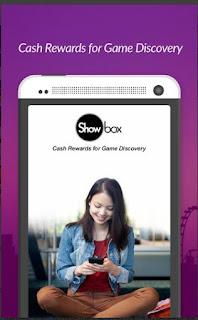 Showbox Aplikasi Android Penghasil Uang