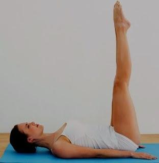 Uttanpadasana - Simple Yoga Workout for Body Slimming