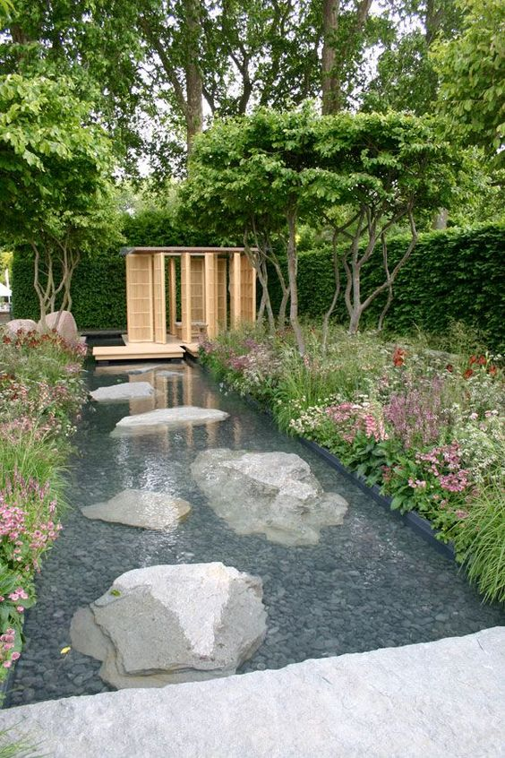 oriental ideas of modern landscape design | CONTEMPORARY JAPANESE GARDENS AND LANDSCAPES / MODERN ...