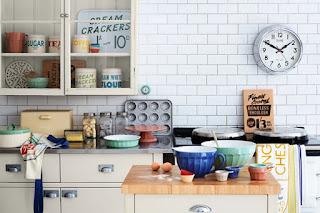 Kosakata 'Things in the Kitchen'' beserta Contoh Kalimat dan Soal Latihannya