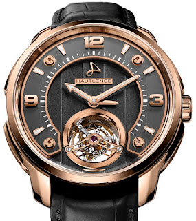 Montre Hautlence Tourbillon 01