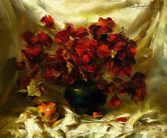 Современный классический реализм. Wang Kun 11