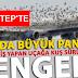 Gaziantep havalimanına inen uçak büyük tehlike atlattı