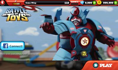 Download Battle of Toys Fighting Game v1.01.345 Mod Apk Unlimited Money