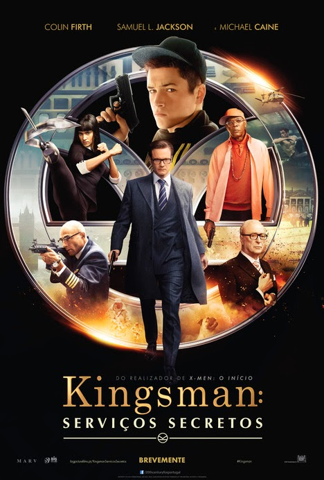 Download Kingsman: Serviço Secreto Dublado