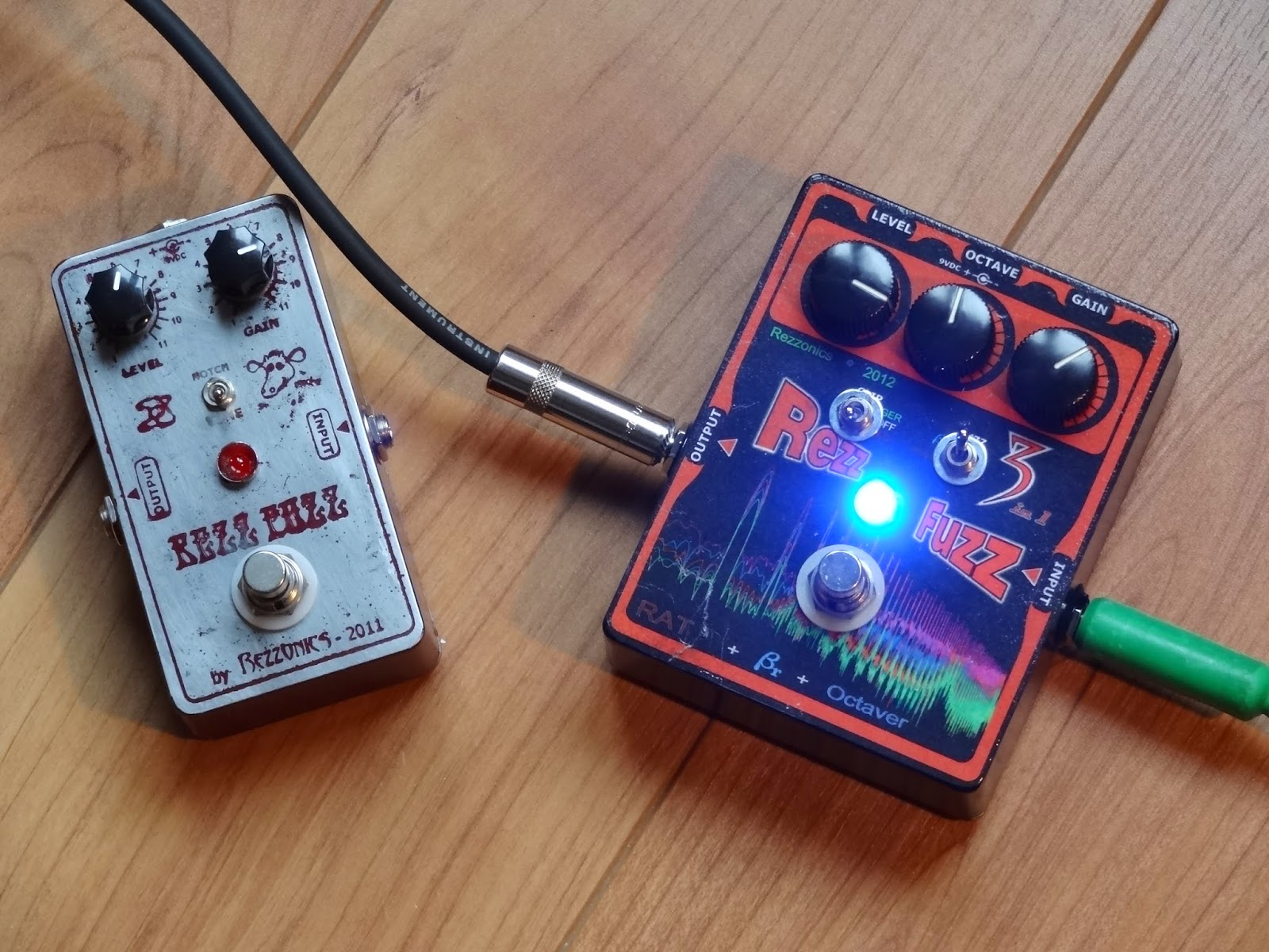Rezzonics Shin Ei Fuzz Wah Univox Unicord Super Not A Clone Pedal Schematic The Result Was Quite Deceiving Circuit Has Lots Of Gain And It Too Noisy Much Even For Playing Psychocandy Cover Specially When Powered At