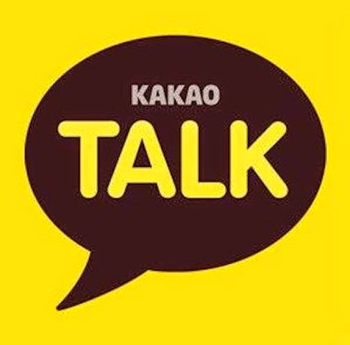 kakao Talk top best Messenger messaging image photo