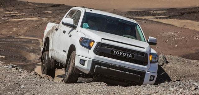 2017 Toyota Tundra TRD Pro Canada