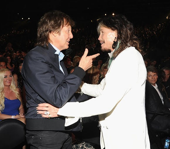 Steven Tyler aimerait collaborer avec Paul McCartney