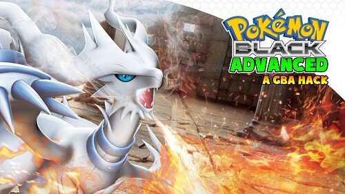 Pokemon Black Advanced