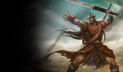 Chinese Highland Tryndamere