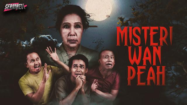 Tonton Drama Misteri Wan Peah Full Episod