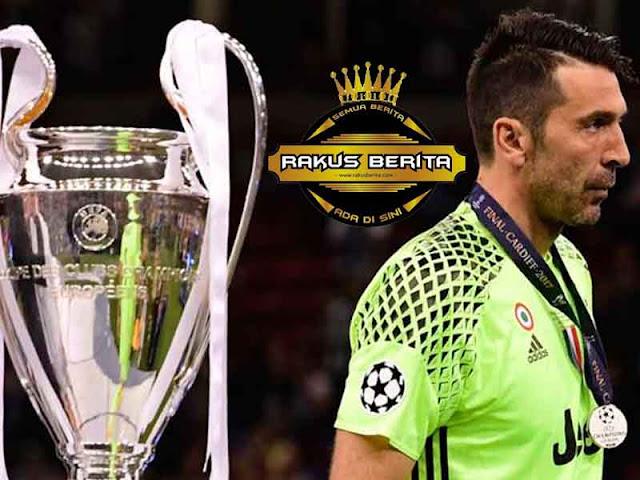Buffon Berharap Masih Dapat Jalani Final Liga Champions Sekali Lagi
