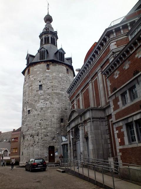 La Torre de Marie Spilar, en Namur