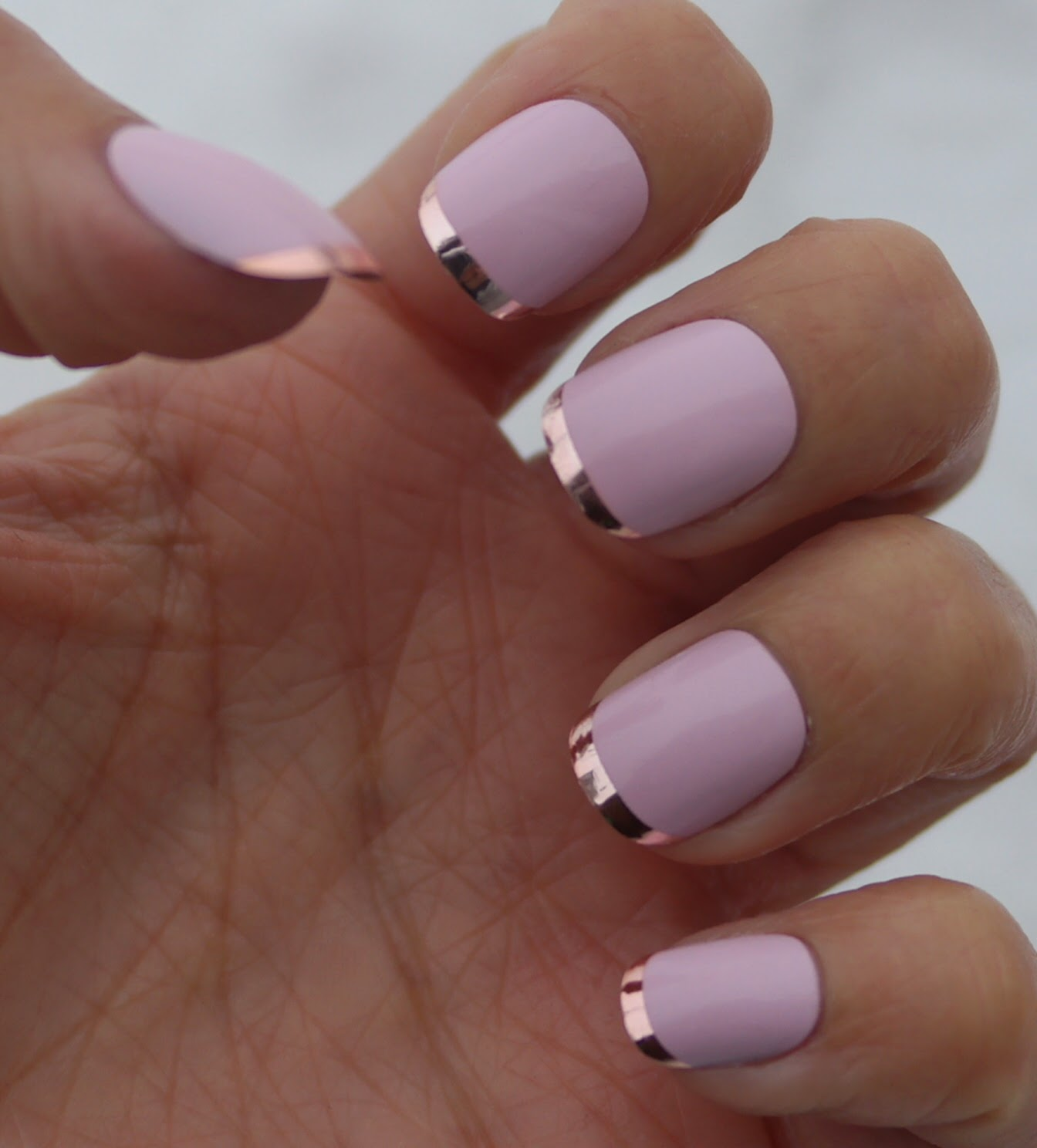 08e5b2298708e The nails sized up well to my own nails and after putting a small amount of  glue onto the back of the false nail it stuck so quickly with no mess or  fuss at ...