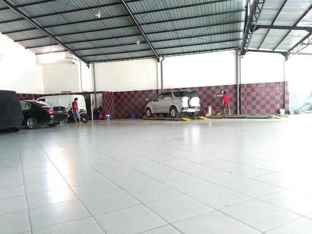 Tempat Cuci Mobil di Caruban Madiun