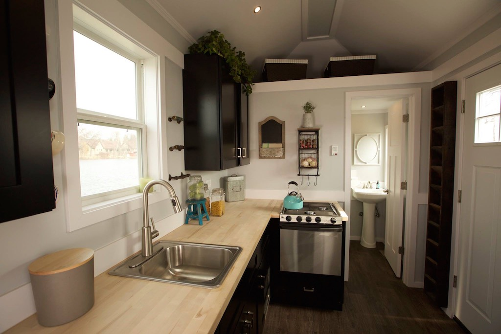 Notarosa From Titan Home Builders TINY HOUSE TOWN