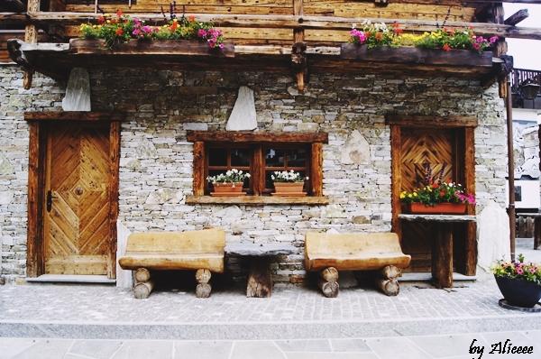 Zermatt-cabane