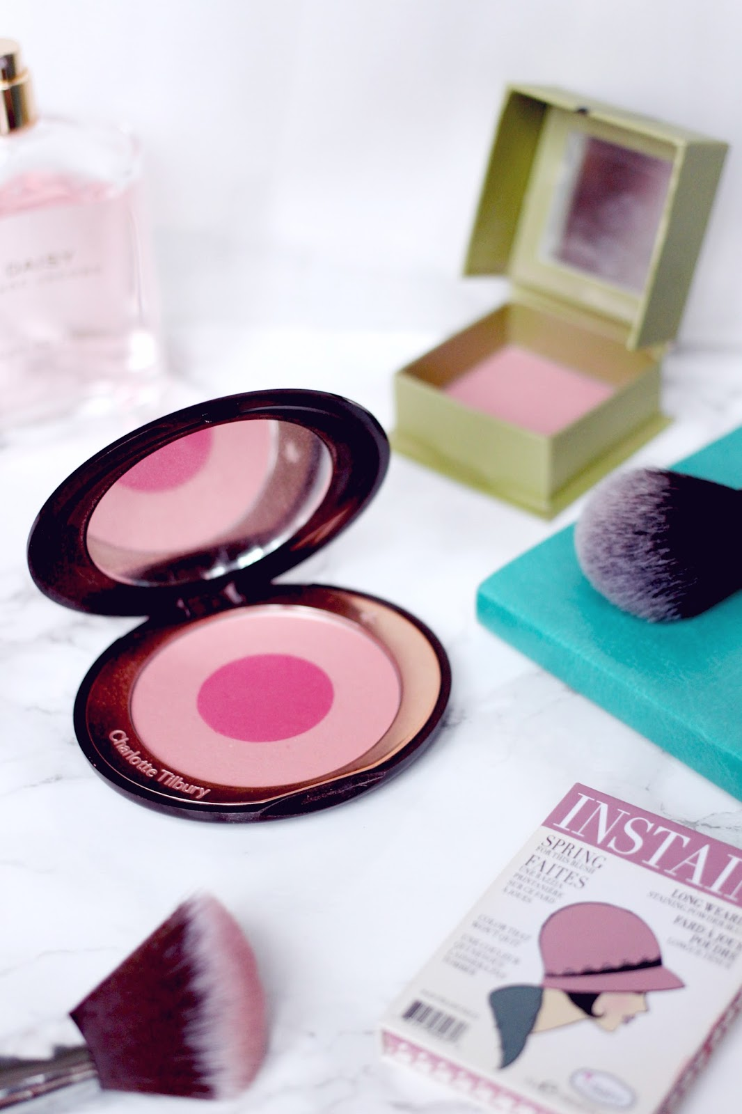 Charlotte Tilbury Love is a Drug Blusher