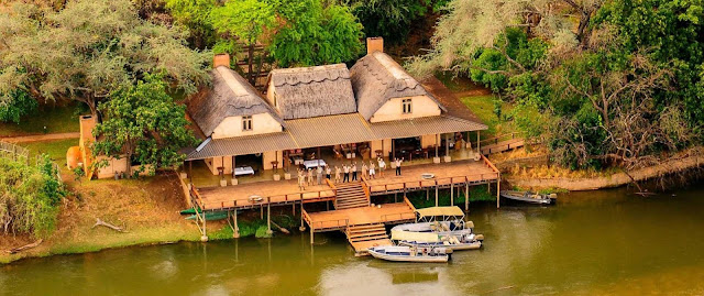 Zambia: Royal Zambezi Lodge | Ройял Замбези Лодж Замбия