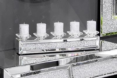 luxusný nábytok Reaction, doplnky na stôl, stolové dekorácie