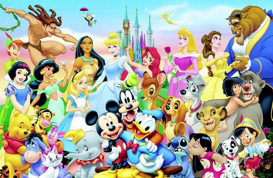 Maria's Space: The Best Disney-Themed Activities for