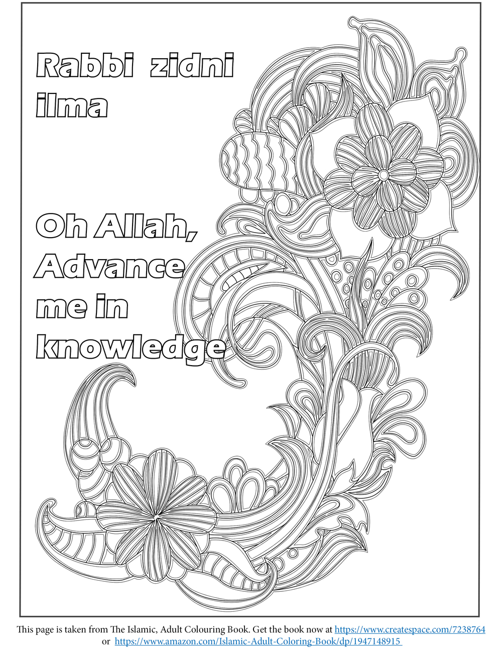ilma education  free colouring page and author interview