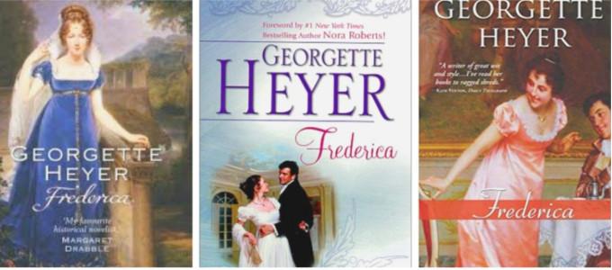 Fan-Art de Frederica de Georgette Heyer