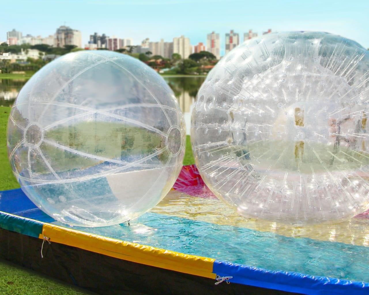 Brincando com Água invade os parques de Curitiba