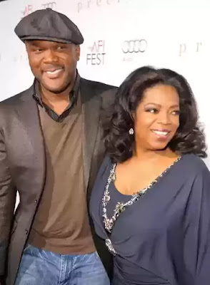 Oprah Winfrey and Tyler Perry fight