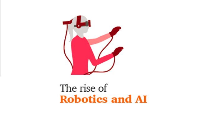 The Rise of Robotics and AI