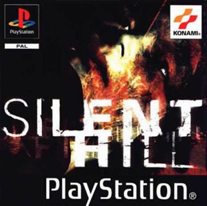 Silent Hill Cover