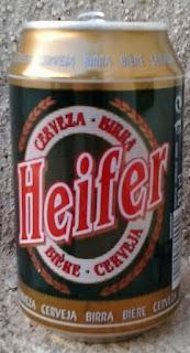 cerveza heifer