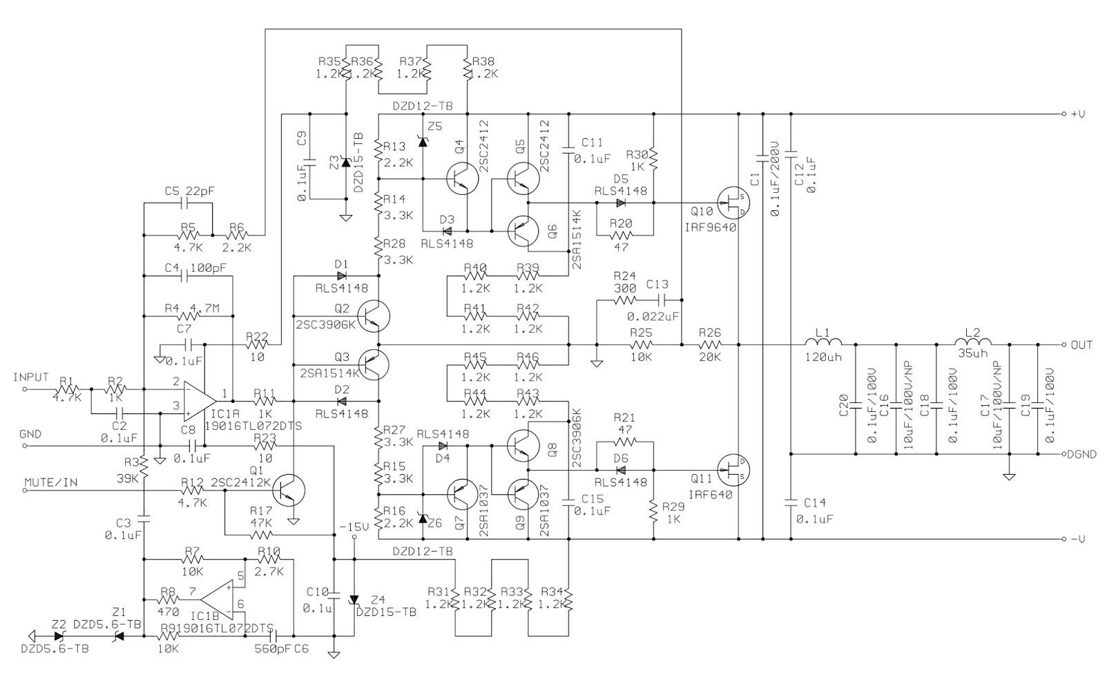 Harman Kardon Sub Ts11 Test Procedure Class D Power