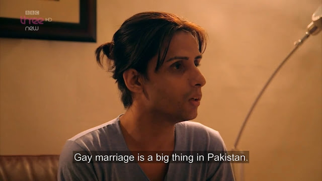 Homosexuality in pakistan bbc