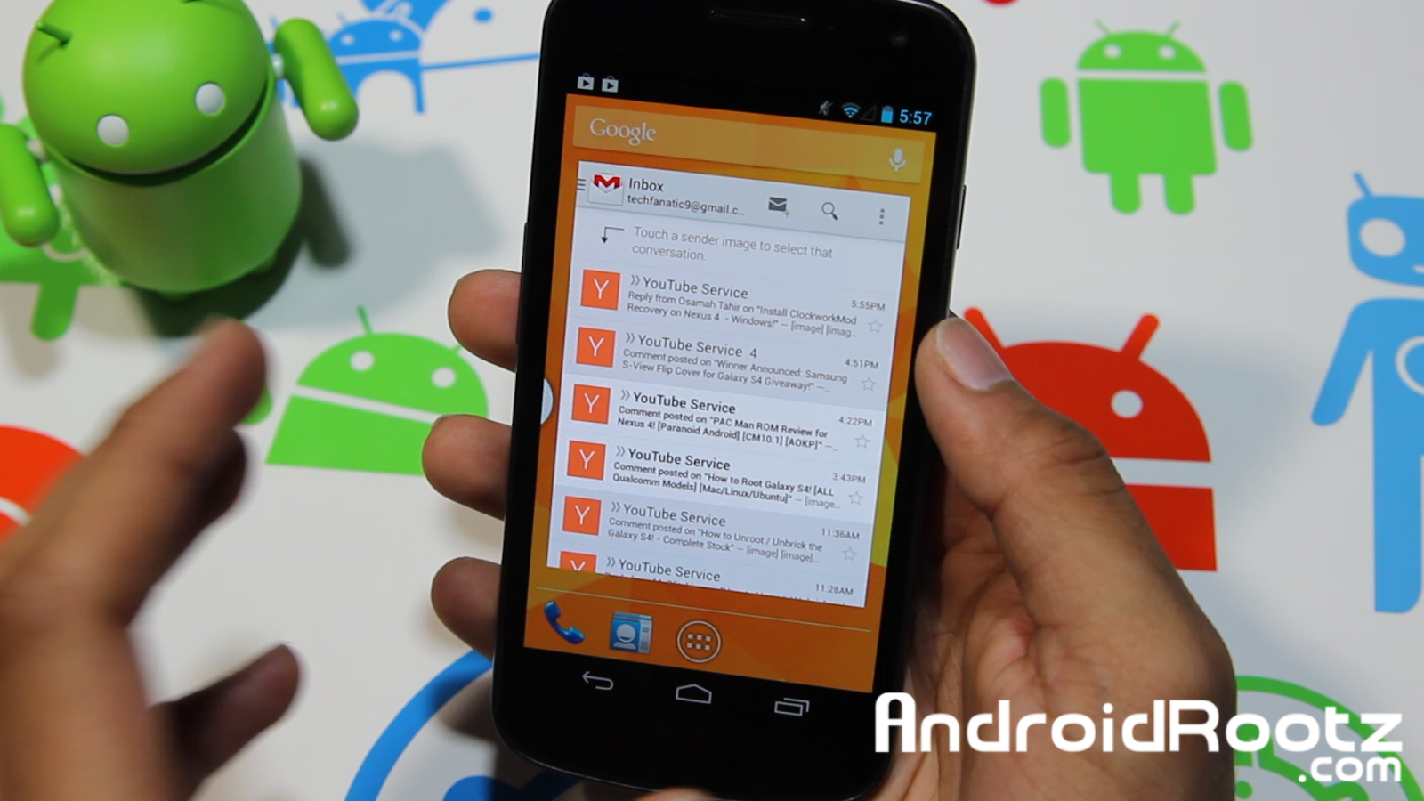 Paranoid Android ROM for Galaxy Nexus! - HALO Feature! [GSM/Verizon
