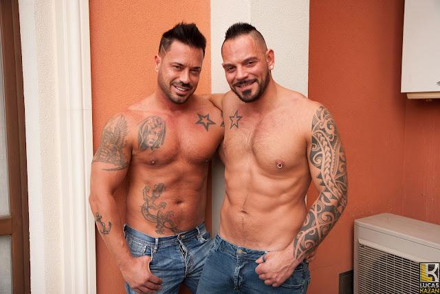 Lucas Kazan - Alex & Cristian - Private Sex Files
